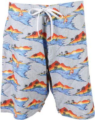 Matix Aloha Chambray Boardshorts - Men's