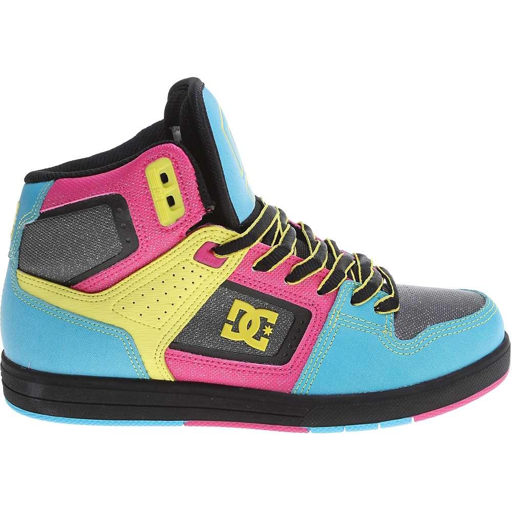 DC Destroyer Hi Skate Shoes - Women's