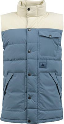 Burton Heritage Down Vest - Men's