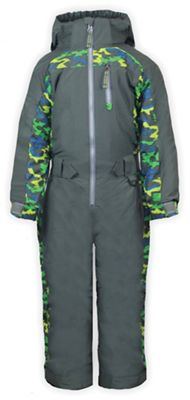 Snow Dragons Girls' Half Pipe Suit