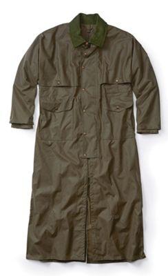 Filson Men's Alaska Fit Shelter Cloth Duster Coat