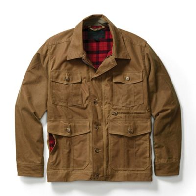 Filson Men's Alaska Fit Shelter Cloth Westlake Jacket