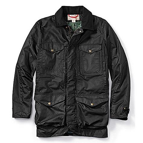 Discount clothing stores Filson Men's Cover Cloth Explorer Jacket