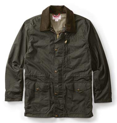 Filson Men's Cover Cloth Mile Marker Coat