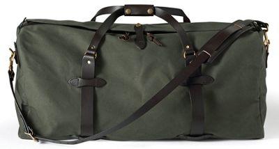 Filson Large Twill Duffle Bag