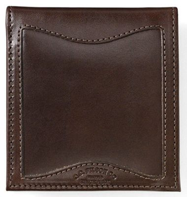 Filson Leather Packer Wallet
