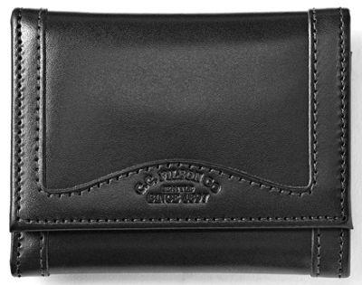 Filson Leather Tri-Fold Wallet