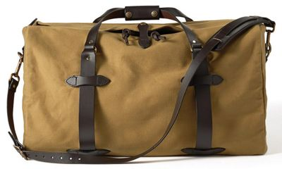 Filson Medium Twill Duffle Bag