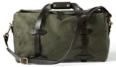 Filson Small Twill Duffle Bag