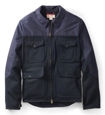 Filson Men's Wool Bell Bomber Jacket