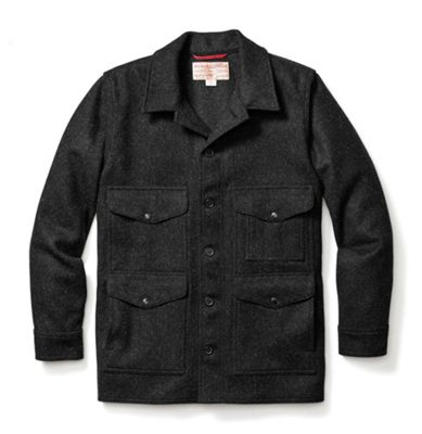 Filson Men's Wool Mackinaw Cruiser Jacket