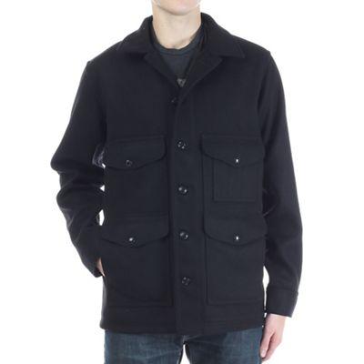 Filson Men's Wool Mackinaw Cruiser Jacket
