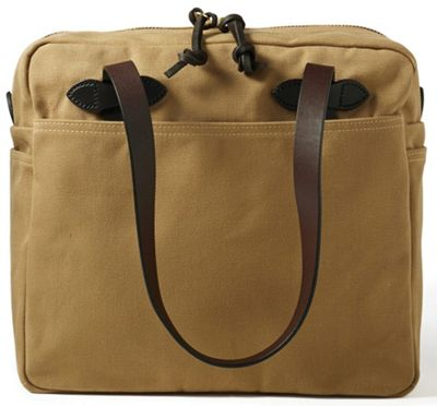 Filson Zippered Tote Bag