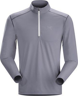 Arcteryx Men's Ether Zip Neck LS