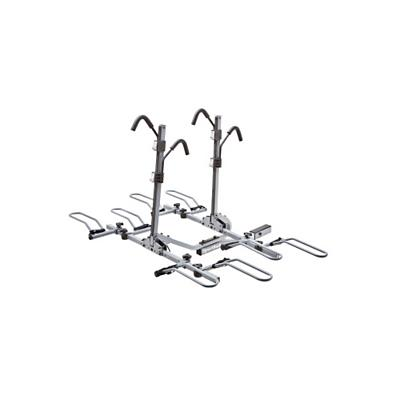 SportRack 4 Bike Lock & Tilt Platform Hitch Rack