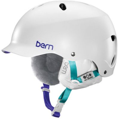 Bern Lenox Thinshell Snow Helmet - Women's