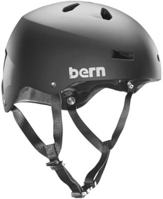 Bern Team Macon Thin Shell Snow Helmet - Men's