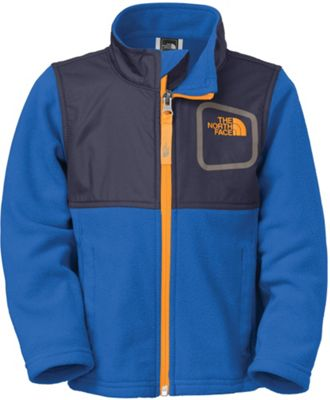 The North Face Toddler Boys' Peril Glacier Track Jacket