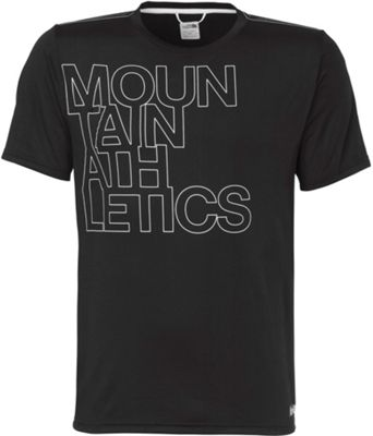 The North Face Men's MA Graphic Reaxion Amp Crew