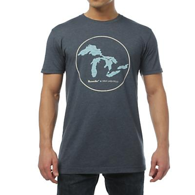 Moosejaw Men's MJ x Great Lakes Proud Collab Tee 2014