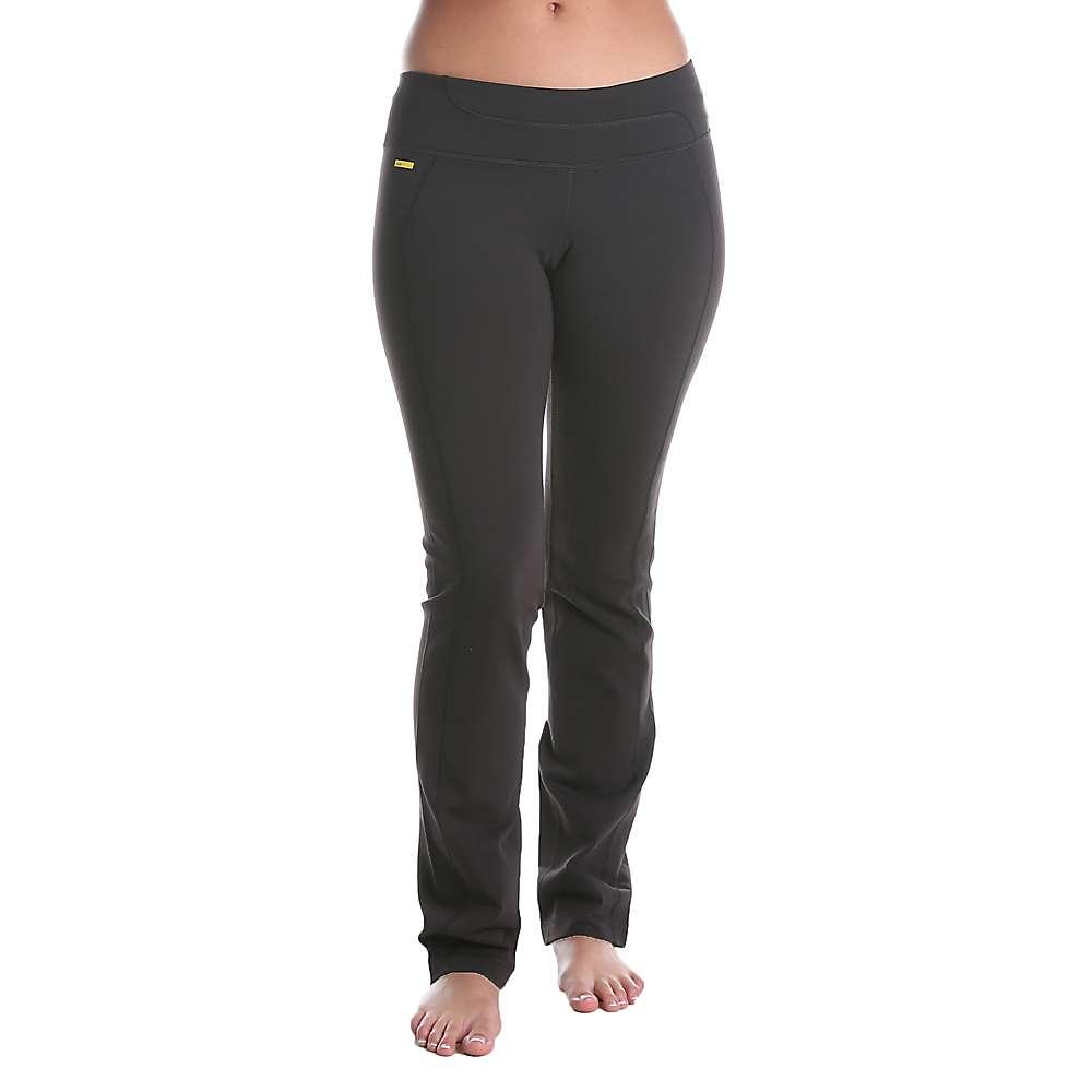 Lole Women's Motion Straight Pant - Large - Black
