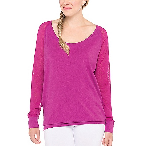 Lole Women's Orchid Top Passiflora