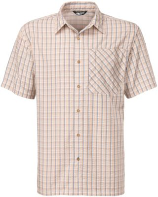 The North Face Men's Bellingham Plaid SS Shirt