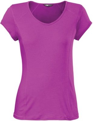 The North Face Women's Skycrest V-Neck SS Tee