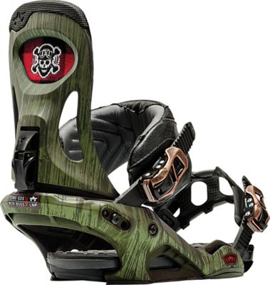 Rome Mob Boss Snowboard Bindings Lnp - Men's