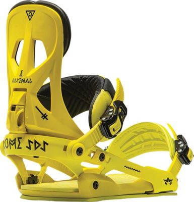 Rome Arsenal Snowboard Bindings - Men's
