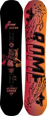 Rome Artifact Rocker Snowboard 147 - Men's