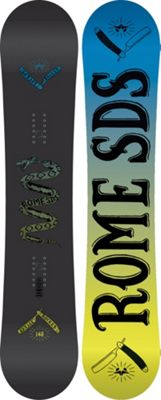 Rome Garage Rocker Snowboard 148 - Men's
