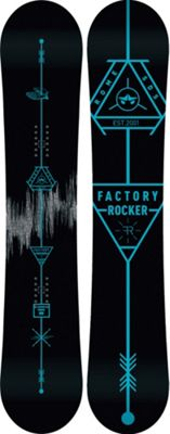 Rome Factory Rocker Snowboard 152 - Men's