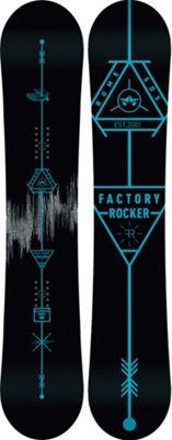 Rome Factory Rocker Snowboard 152 - Men's