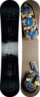 Rome Shank Snowboard 152 - Men's