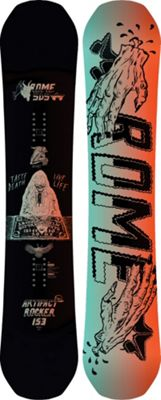 Rome Artifact Rocker Snowboard 153 - Men's