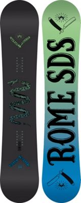 Rome Garage Rocker Snowboard 154 - Men's