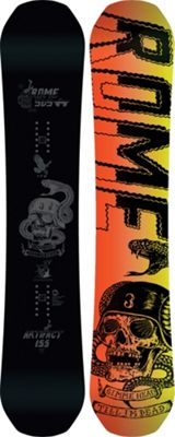 Rome Artifact Snowboard 155 - Men's