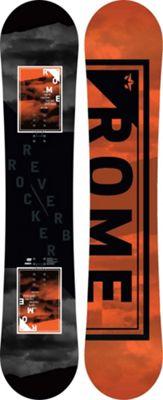 Rome Reverb Rocker Midwide Snowboard 155 - Men's