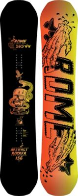 Rome Artifact Rocker Snowboard 156 - Men's
