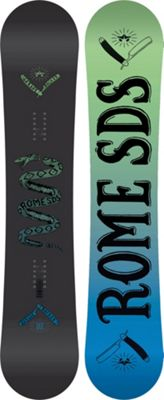 Rome Garage Rocker Midwide Snowboard 157 - Men's