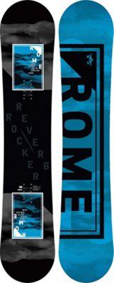Rome Reverb Rocker Midwide Snowboard 158 - Men's