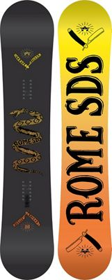 Rome Garage Rocker Midwide Snowboard 160 - Men's