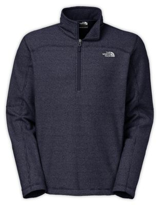 The North Face Men's Texture Cap Rock 1/4 Zip