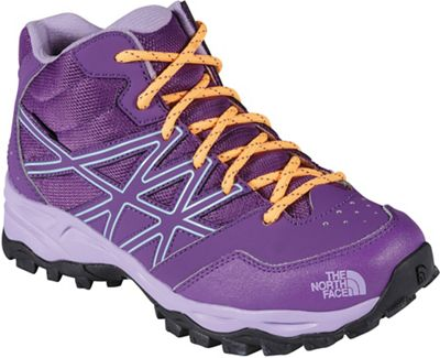 The North Face Girls' Hedgehog Hiker Mid Waterproof Boot