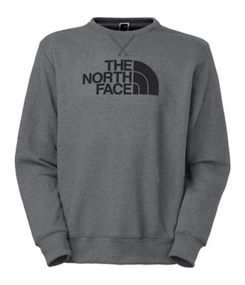 The North Face Men's EMB Logo Fleece Crew Top