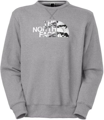 The North Face Men's Half Dome Fleece Crew Top