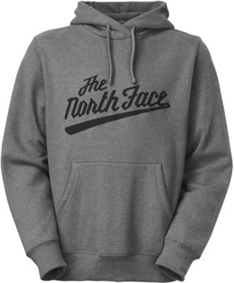 The North Face Men's Retro Script Logo Pullover Hoodie
