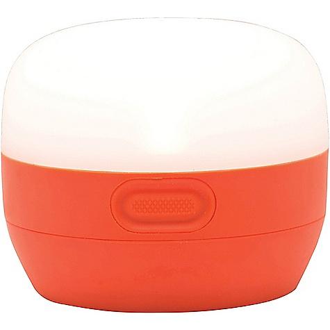 Black Diamond Moji Lantern Vibrant Orange
