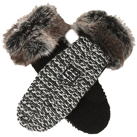 66North Kaldi Knit Mittens